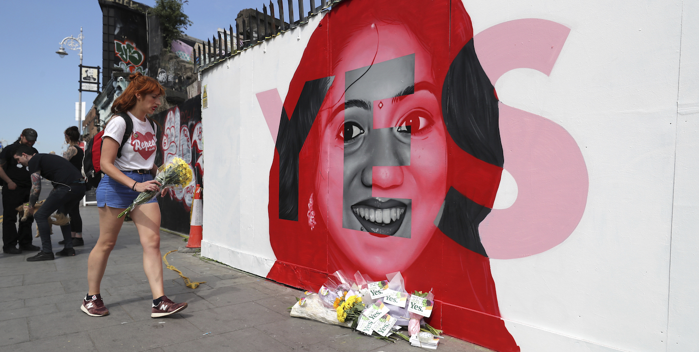 Six Years After Indian Woman's Death, Ireland Set To End Abortion Ban