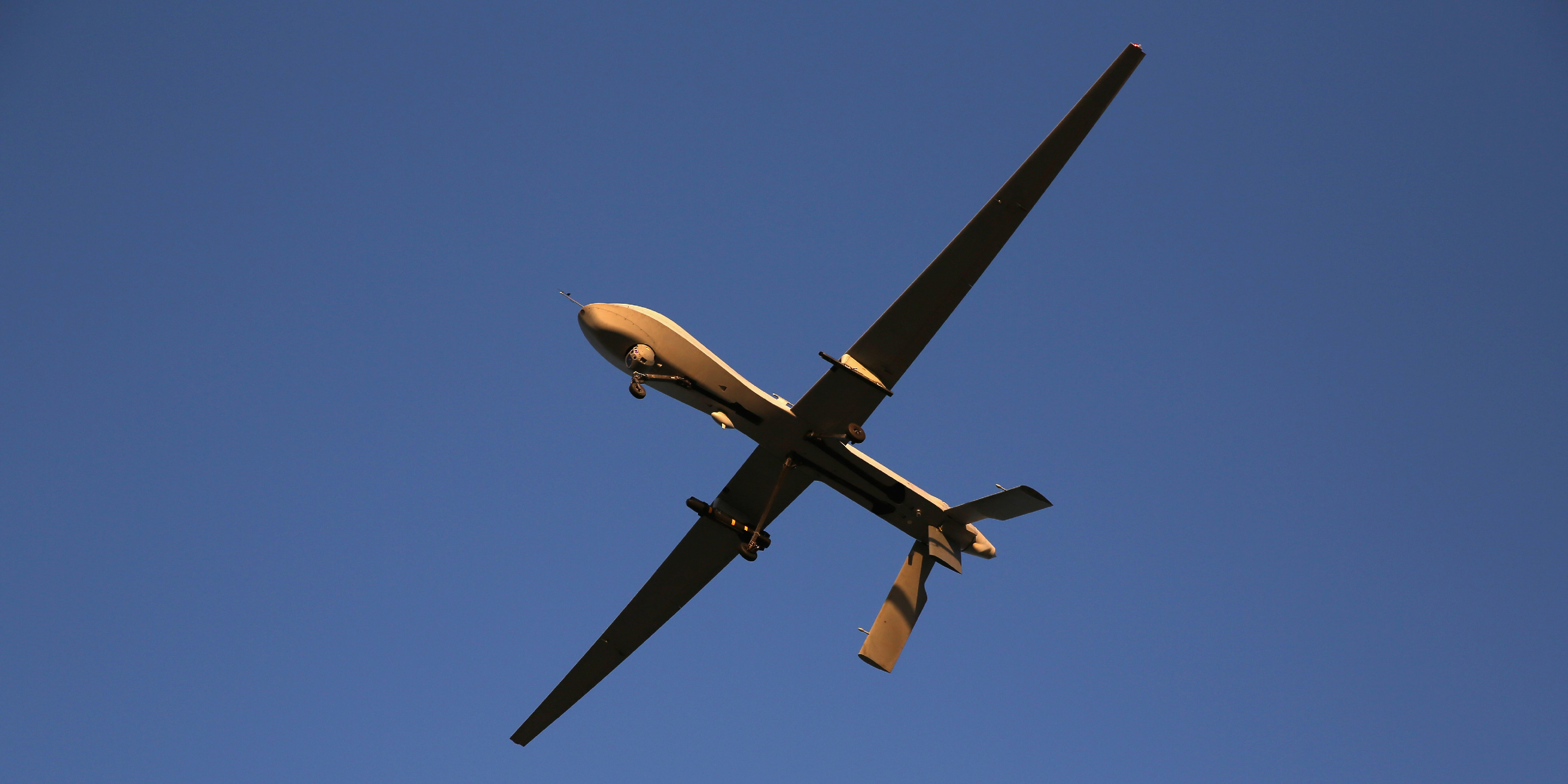Google to End Drone Program With Pentagon in 2019