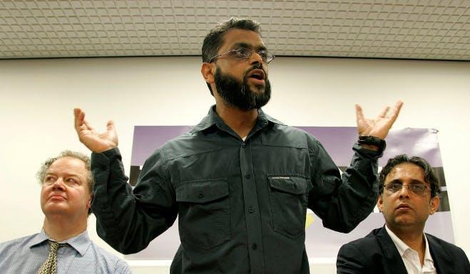 The Moazzam Begg Arrest: Part of the Effort to Criminalize Muslim Political Dissent