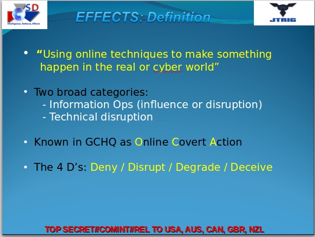 How Covert Agents Infiltrate the Internet to Manipulate