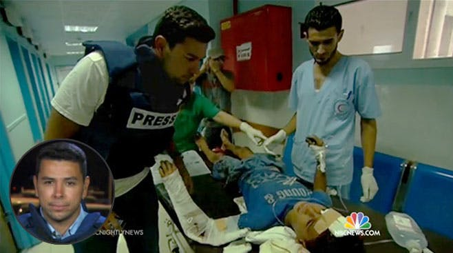 NBC News Pulls Veteran Reporter from Gaza After Witnessing Israeli Attack on Children