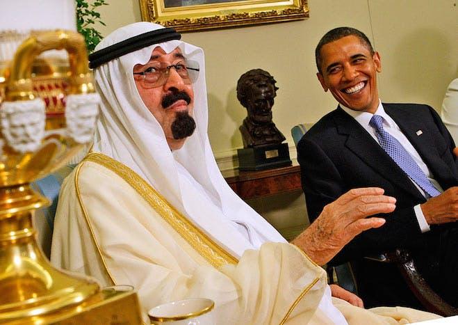 The NSA's New Partner in Spying: Saudi Arabia's Brutal State Police