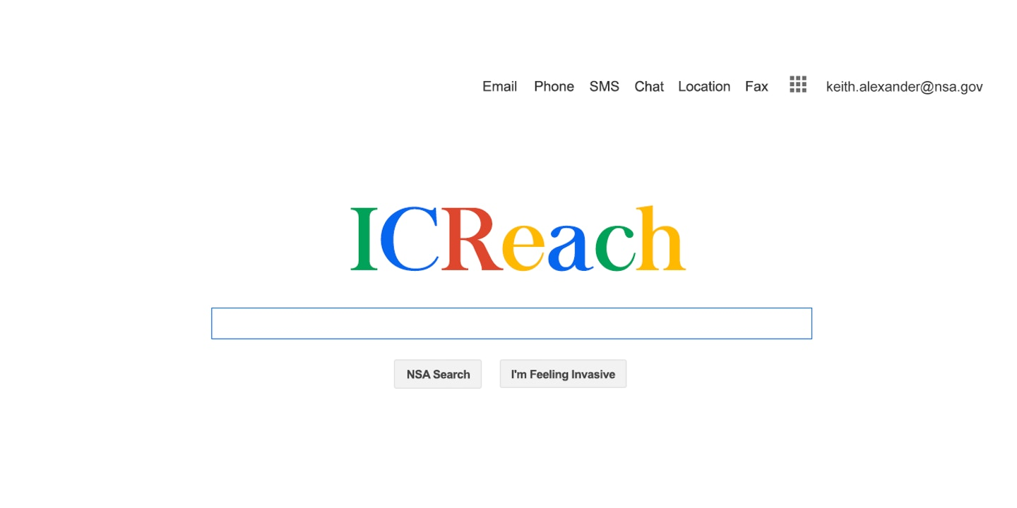 ICREACH: How the NSA Built Its Own Secret Google -