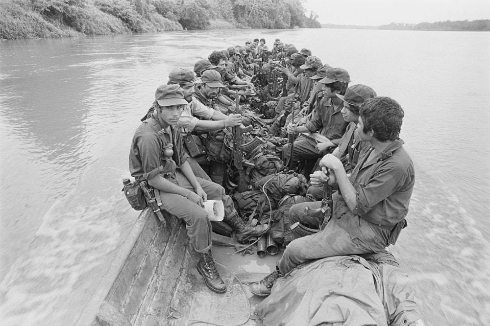 Nicaragua Contras 1983