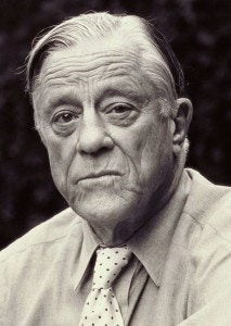 01 Oct 1995 --- Journalist and Author Ben Bradlee --- Image by © Alexis Rodriguez-Duarte/Corbis