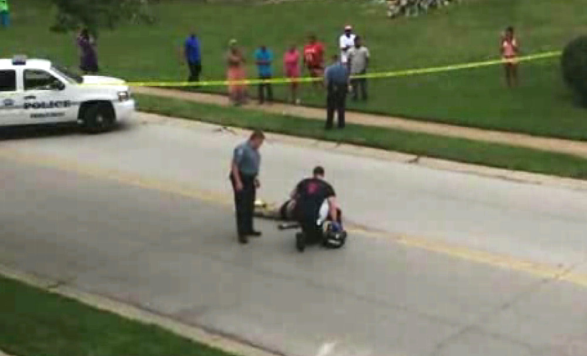 Shooting of Michael Brown