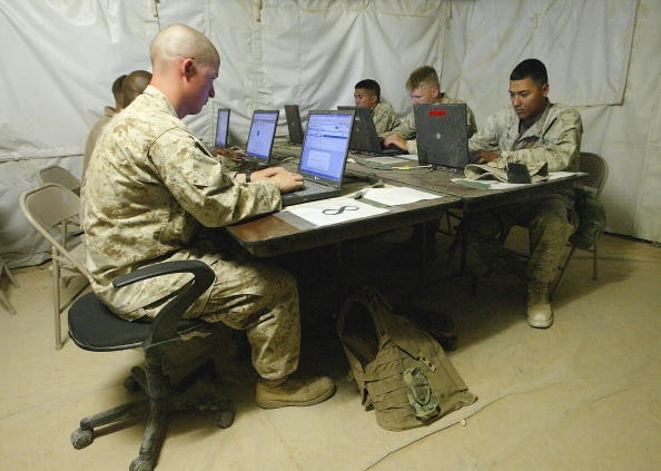 Us military online