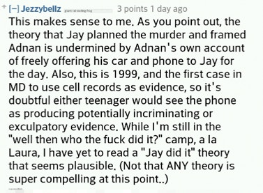 Jay Speaks Part 3: The Collateral Damage of an Extremely