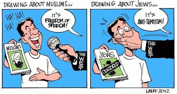 In Solidarity With A Free Press Some More Blasphemous Cartoons