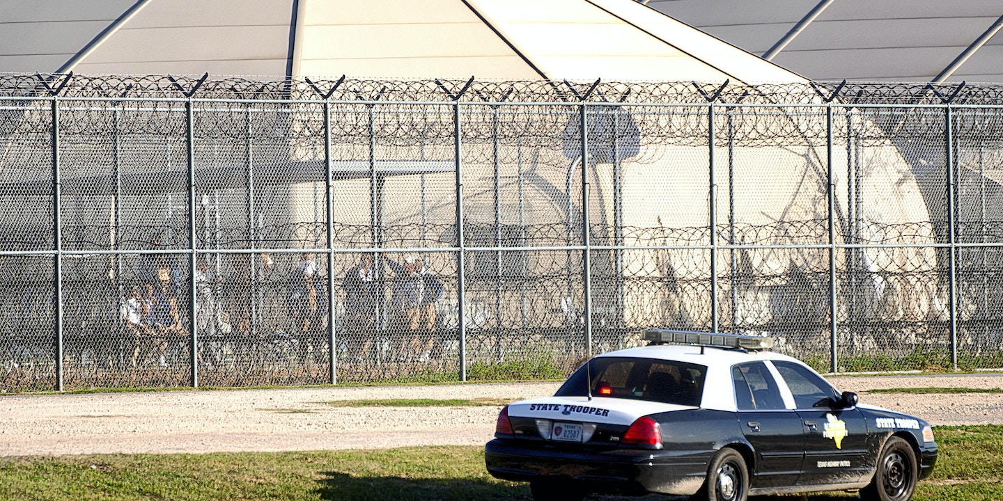 Inmates Temporarily Seize Control of South Texas Prison