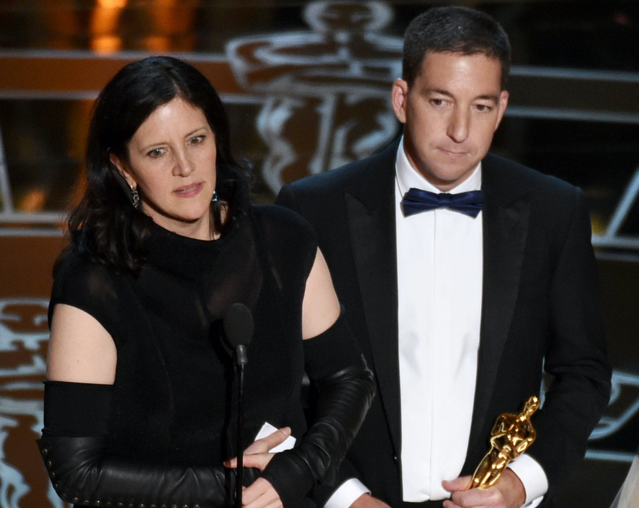 The Intercept's Laura Poitras Wins Academy Award for 'Citizenfour'