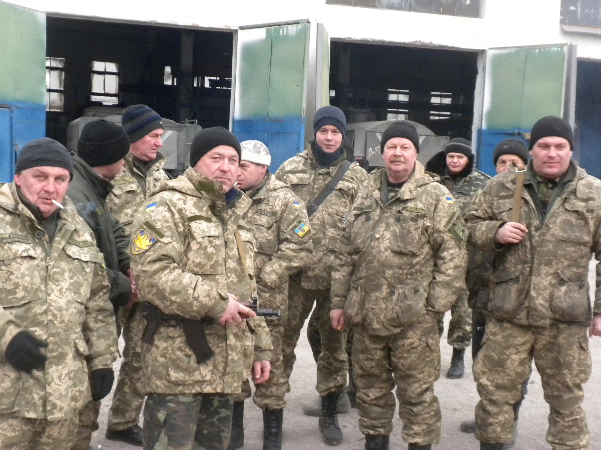 The war in Ukraine: the parties began to withdraw heavy weapons 02.26.2015 2