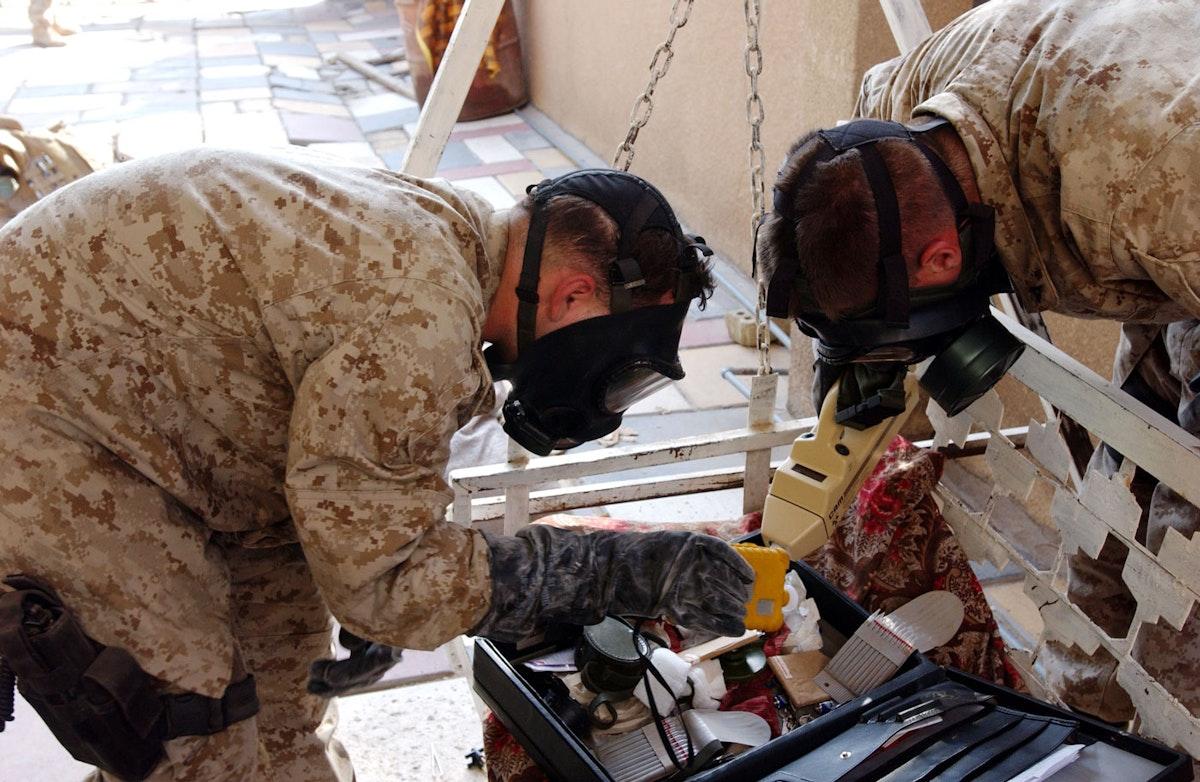 theintercept.com - Jon Schwarz - Twelve Years Later, US Media Still Can't Get Iraqi WMD Story Right