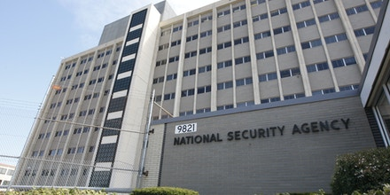 FILE - This Sept. 19, 2007 file photo shows the National Security Agency building at Fort Meade, Md. The National Security Agency has been extensively involved in the U.S. government's targeted killing program, collaborating closely with the CIA in the use of drone strikes against terrorists abroad, The Washington Post reported Wednesday Oct. 16, 2013 after a review of documents provided by former NSA systems analyst Edward Snowden. (AP Photo/Charles Dharapak, File)