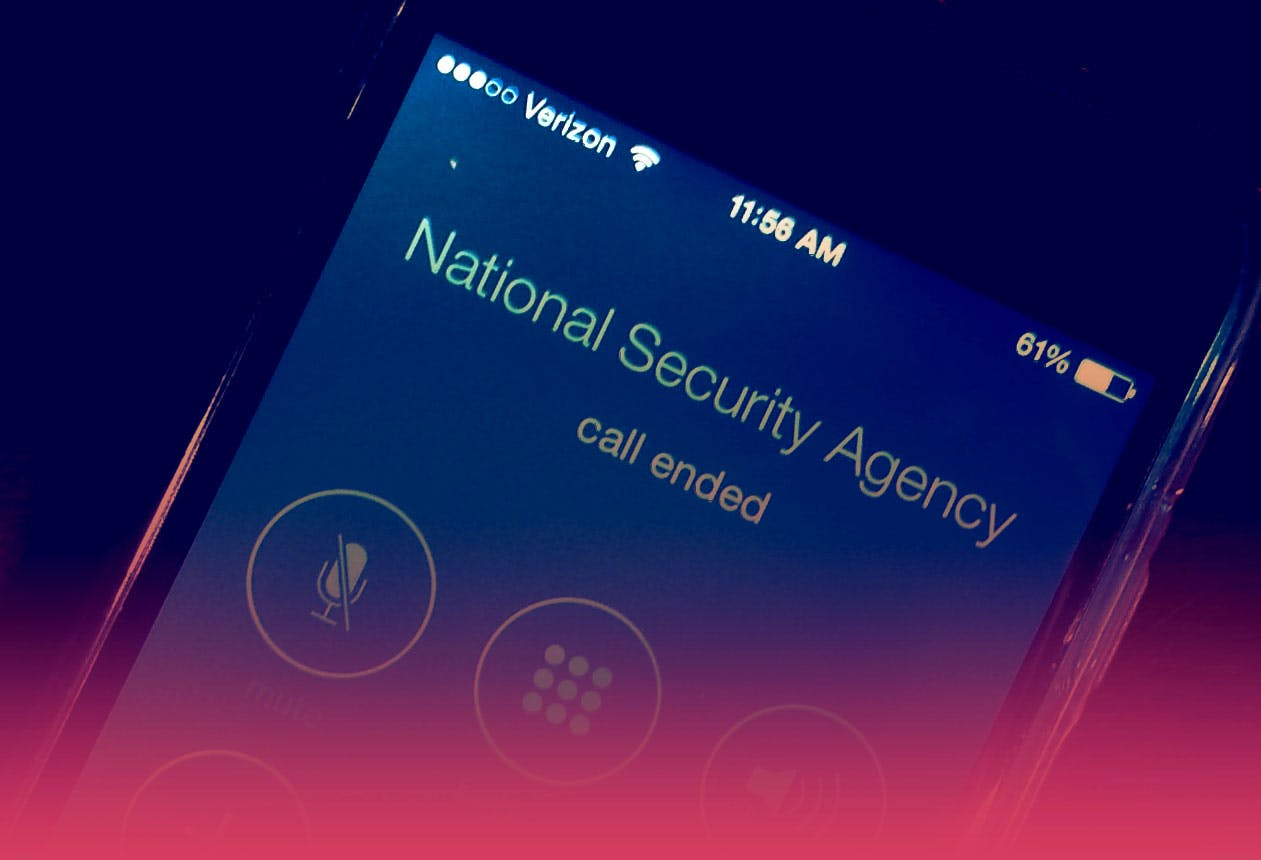 How To Keep NSA Computers From Turning Your Phone Conversations Into Searchable Text