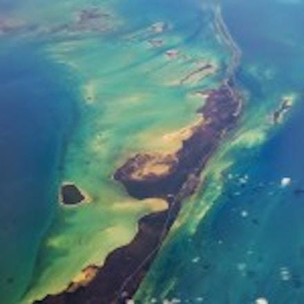 Bahamas-aerial view
