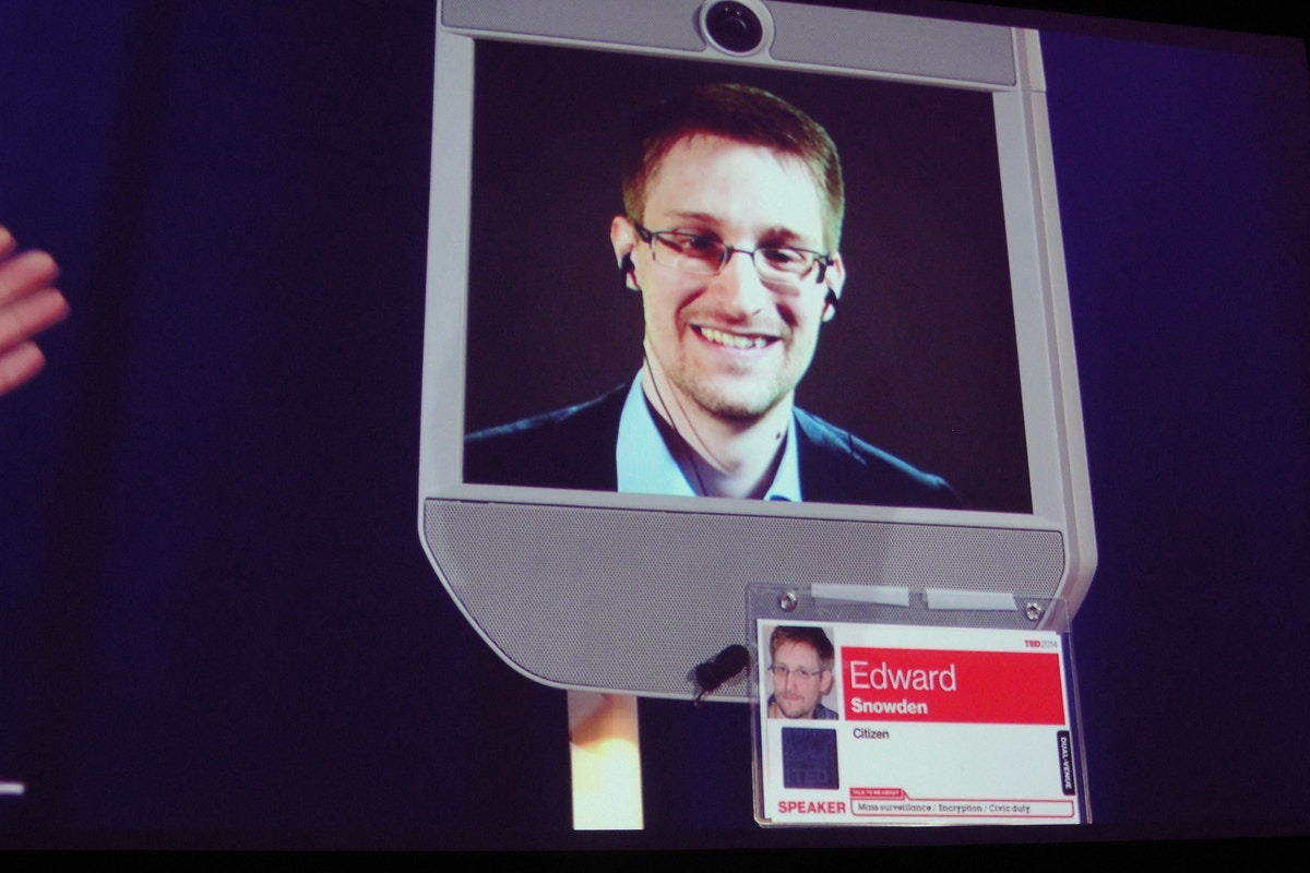 EXCLUSIVE: Edward Snowden Explains Why Apple Should Continue To Fight the Government on Encryption