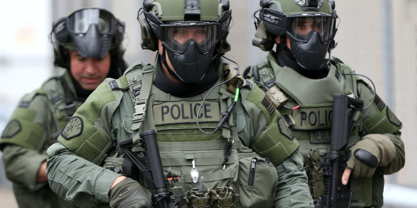 New SWAT Documents Give Snapshot of Ugly Militarization of U.S. Police