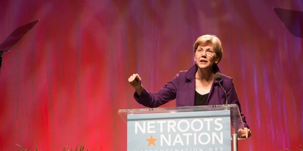 Elizabeth Warren at Netroots Nation