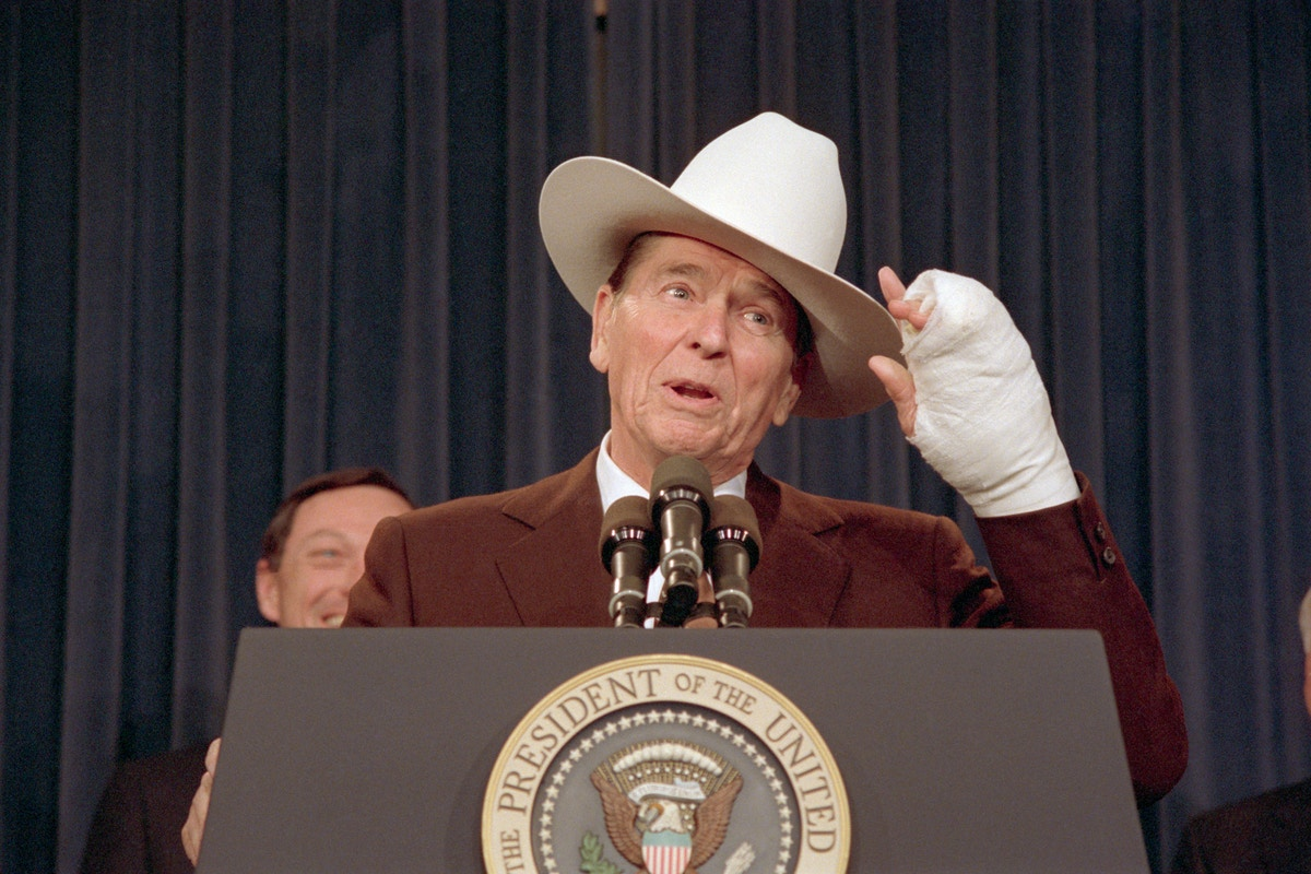 Valley Auto World >> Ronald Reagan: Seven Things You Won't Hear About Him at the GOP Debate