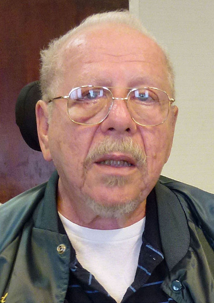 Photo shows John Bordne, a former member of the 873rd Tactical Missile Squadron of the U.S. Air Force in Okinawa, Japan. Bordne is one of the veterans who testified that at the final moment of the Cuban Missile Crisis in October 1962, the U.S. nuclear missile men in Okinawa received a launch order that was later found to have been mistakenly issued. (Kyodo)==Kyodo
