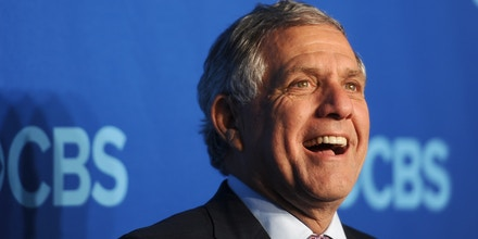 CBS CEO Leslie Moonves attends the 2014 CBS Network Upfront at Lincoln Center in New York, NY, on May , 2014. (Photo by Anthony Behar/Sipa USA)