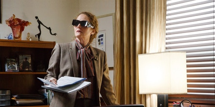Melissa Leo plays Georgia Hale in The Big Short from Paramount Pictures and Regency Enterprises