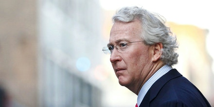 Chief Executive Officer, Chairman, and Co-founder of Chesapeake Energy Corporation Aubrey McClendon walks through the French Quarter in New Orleans, Louisiana in this March 26, 2012, file photo. McClendon is expected to step down on April 1, 2013, even if a successor has not been named, leaving Chief Operating Officer Steve Dixon and Chairman Archie Dunham to lead the U.S. oil and gas company in the interim, the source said. REUTERS/Sean Gardner/Files (UNITED STATES - Tags: BUSINESS ENERGY) (Newscom TagID: rtrlfive814529.jpg) [Photo via Newscom]