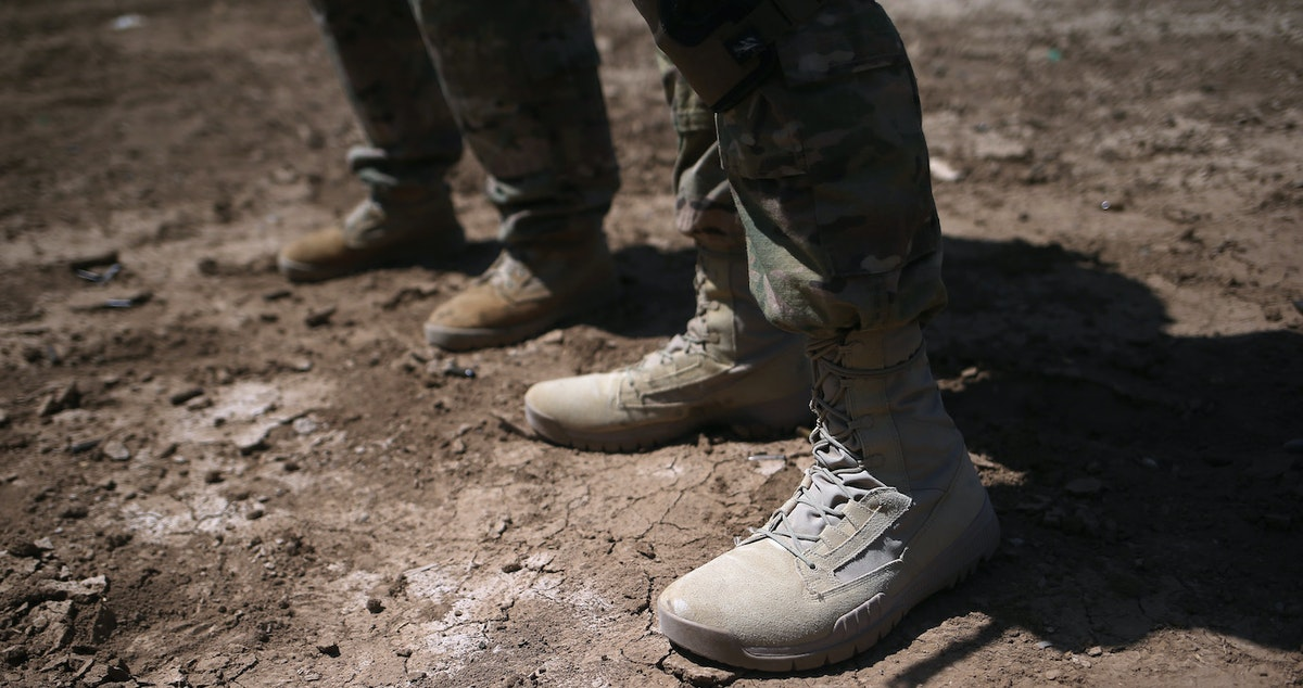 theintercept.com - Zaid Jilani - As More American Boots Hit the Ground in Syria, U.S. Parses 'Boots' and 'Ground'