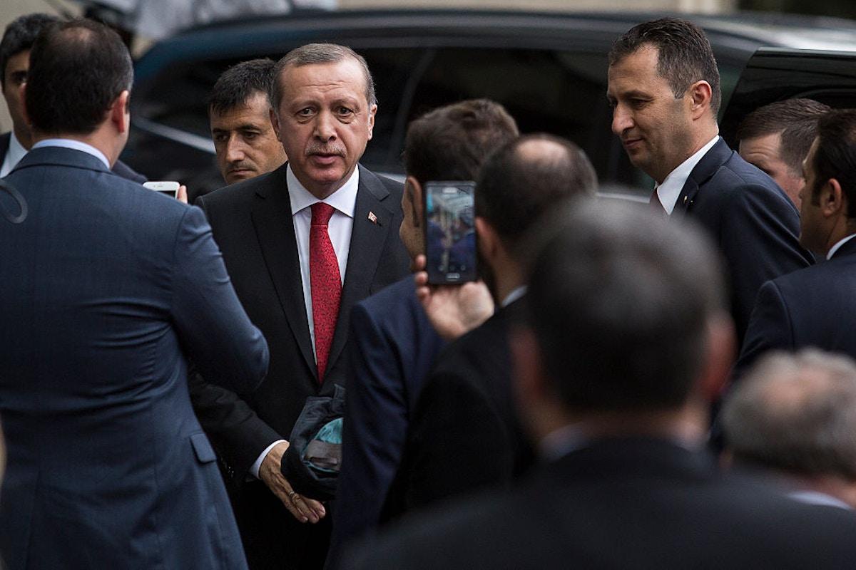German Television Pulls Satire Mocking Turkeys Erdogan