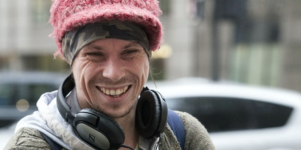 Lauri Love extradition hearing. Lauri Love arrives at Westminster Magistrates' Court, London, where he faces an extradition hearing after being charged with hacking into various agencies, including the US Army, Nasa, the Federal Reserve and the Environmental Protection Agency. Picture date: Friday October 16, 2015. See PA story COURTS Love. Photo credit should read: Lauren Hurley/PA Wire URN:24449488