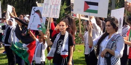 Source: Facebook Students for Justice in Palestine at Florida State University