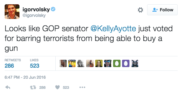 Predating definition of terrorism