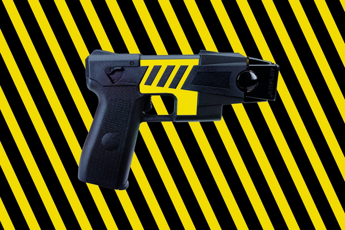 Tased in the Chest, Dead for 8 Minutes – The Intercept
