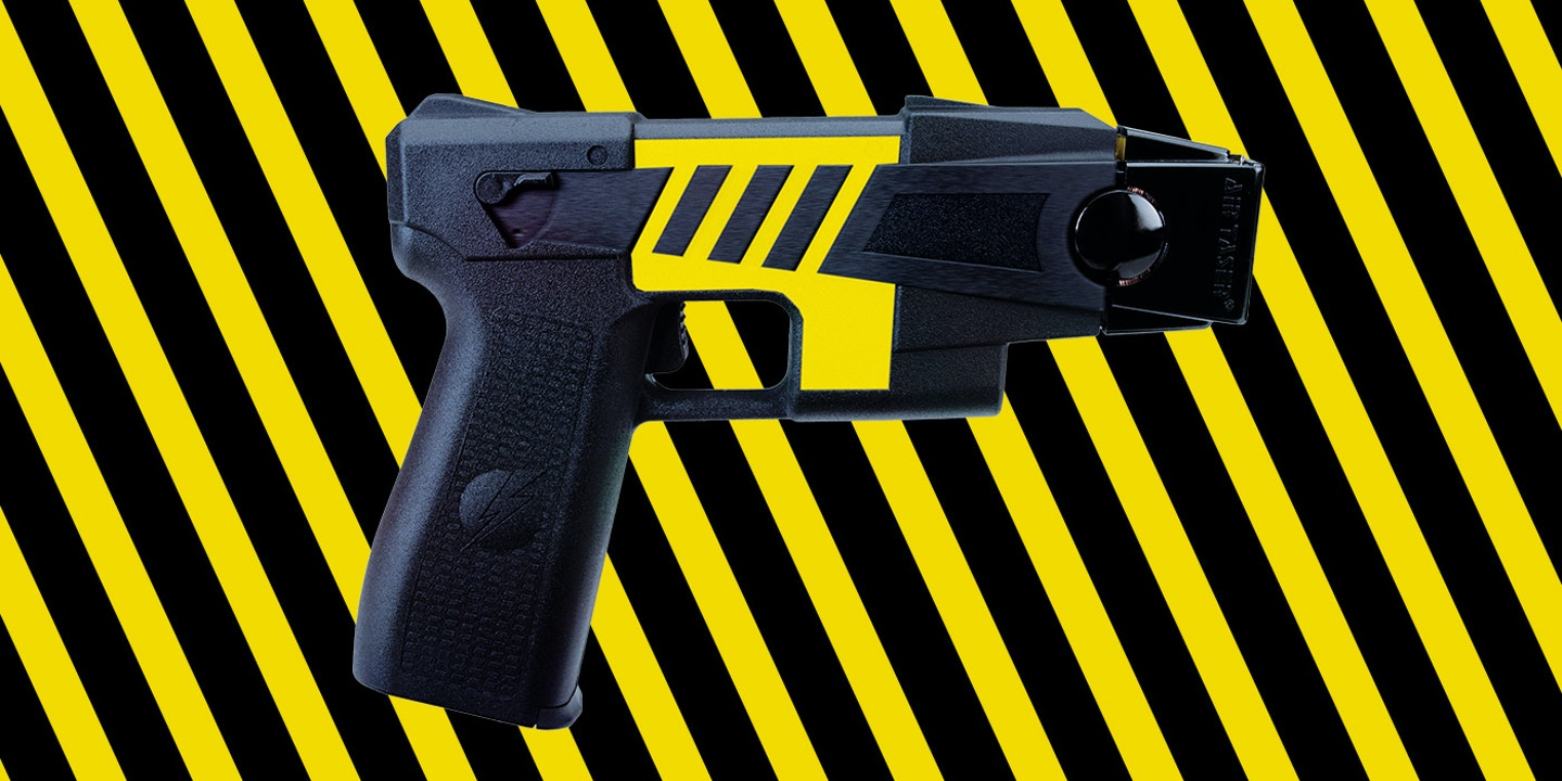 f08db120 Tased in the Chest, Dead for 8 Minutes – The Intercept