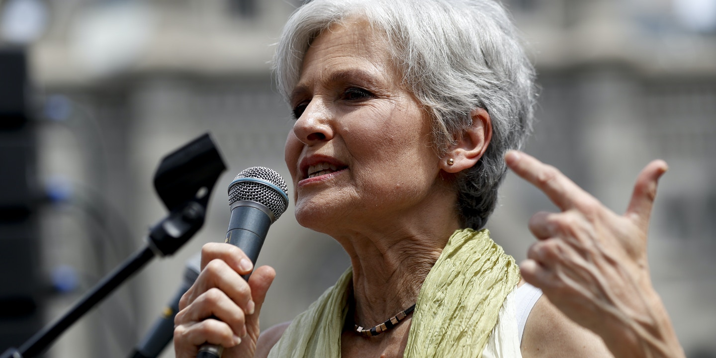 An Interview With Green Party Candidate Jill Stein