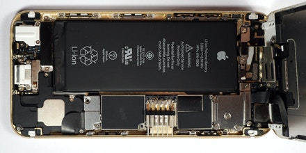 inside the iPhone 6