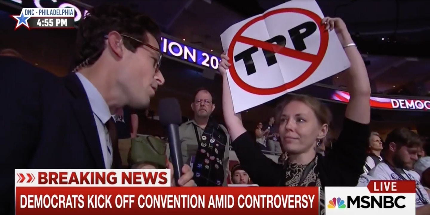 CNN and Fox News Are Finally Covering the TPP