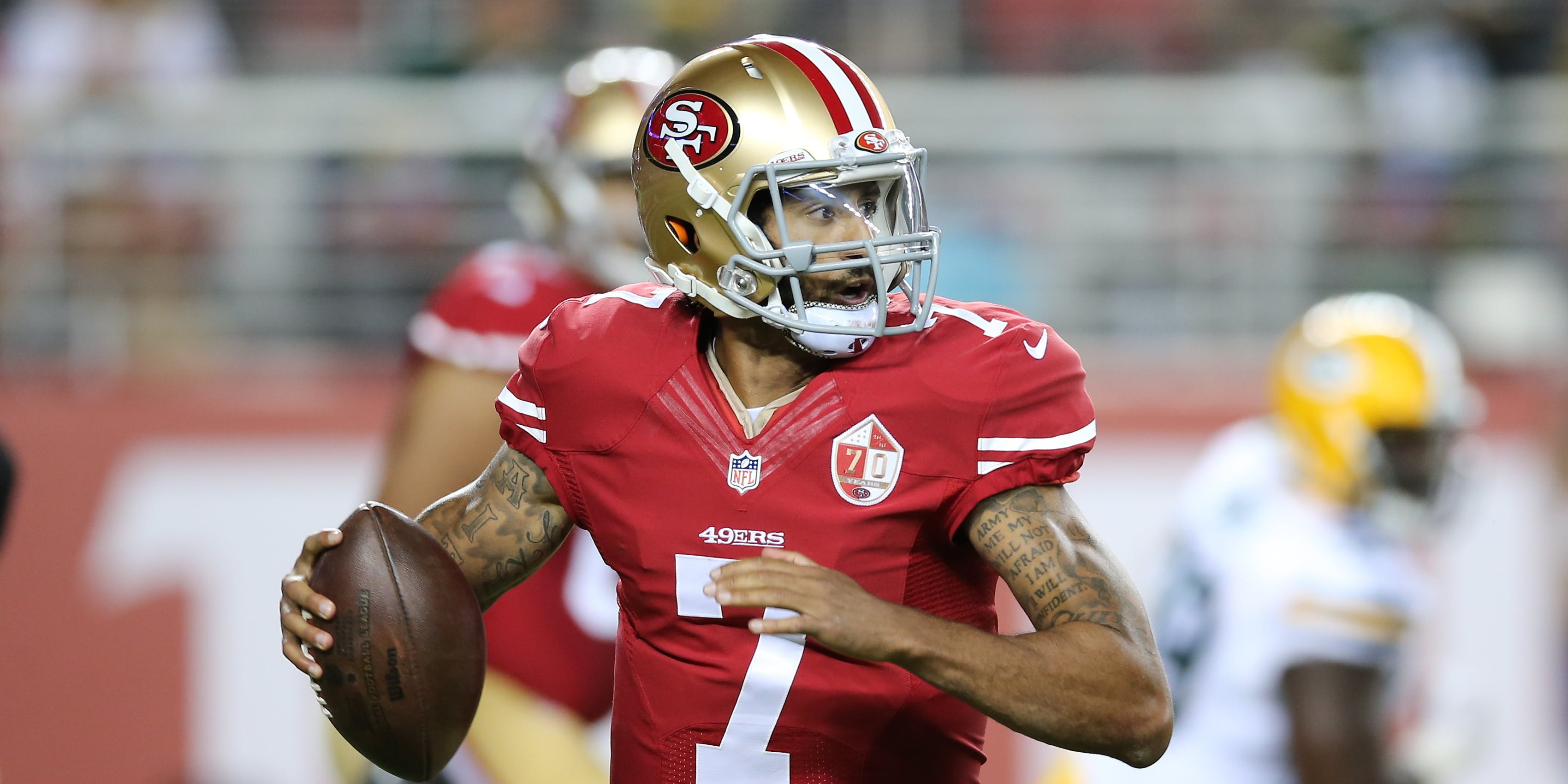 Colin Kaepernick Is Righter Than You Know: The National Anthem Is a Celebration of Slavery