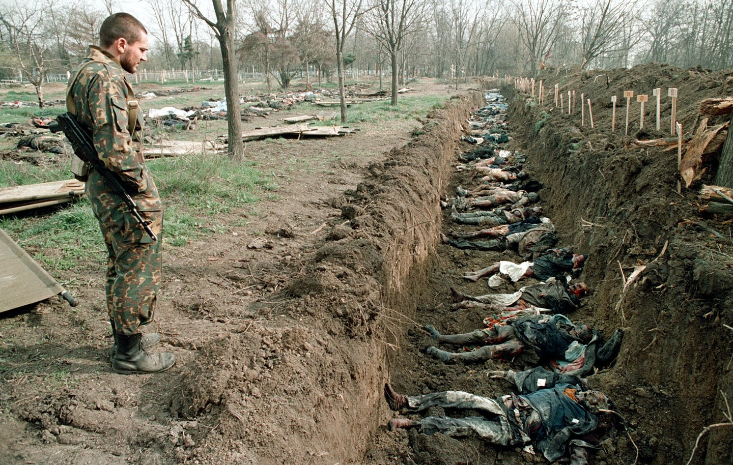 russian chechen war However, putin is likely to respond by trying to win the chechen war while there  is still time to save russia and stave off the us thrust into the.