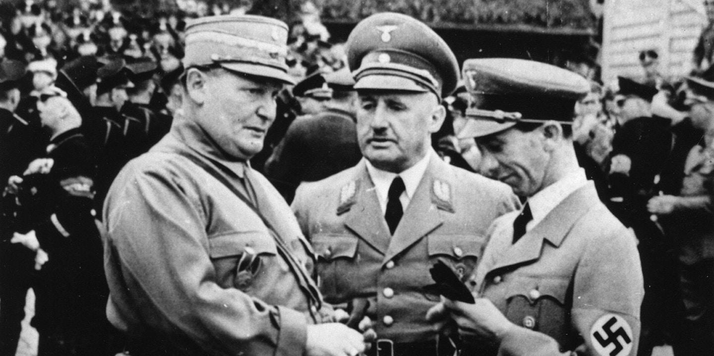 Nazi Who Originated Skittles Analogy Hanged at Nuremberg