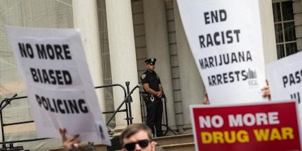 Drug Arrests Happen Every 25 Seconds in U S  – The Intercept