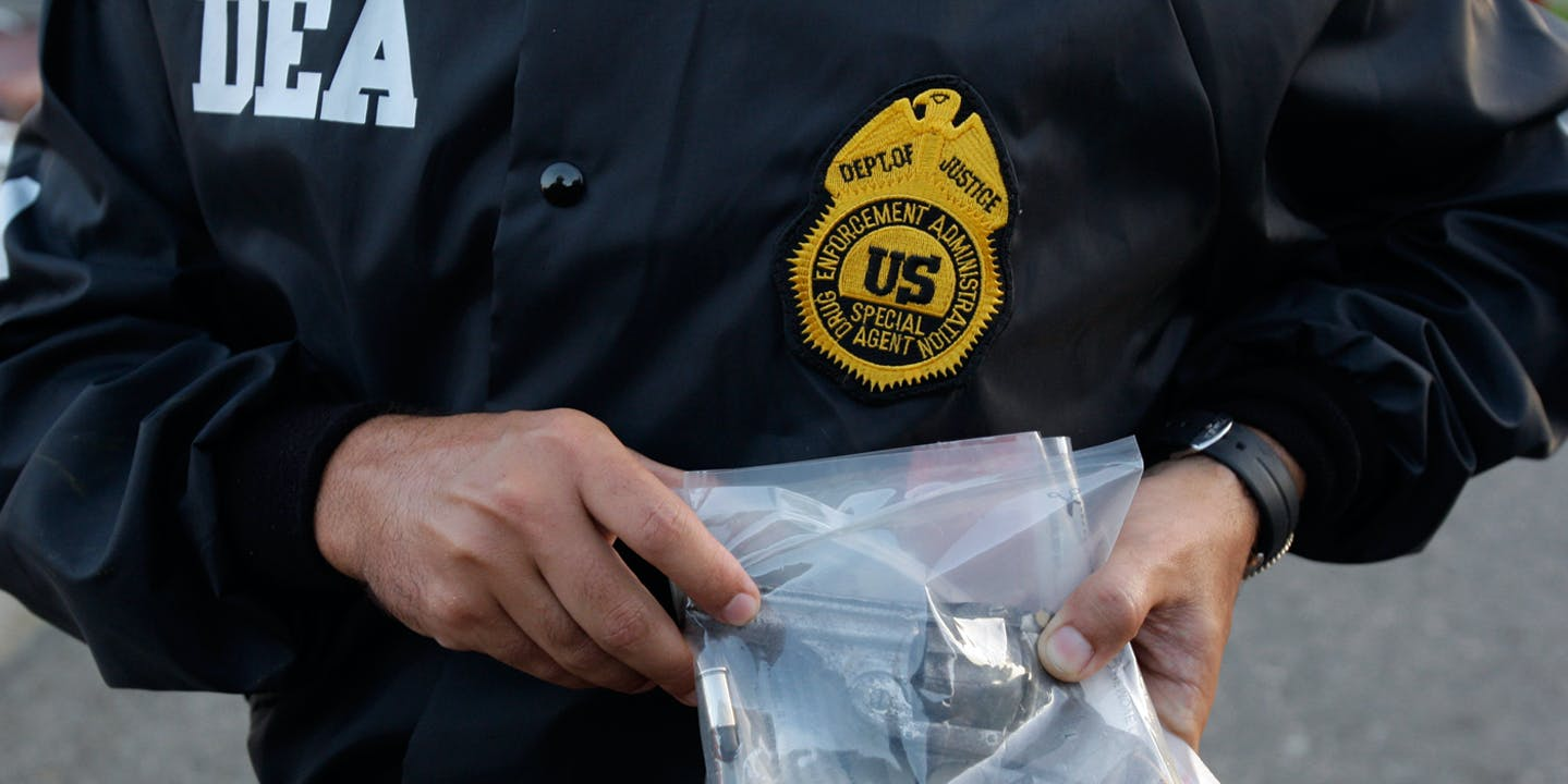 Did the DEA Nab an International Weapons Dealer, or a CIA Asset Hung Out to Dry?