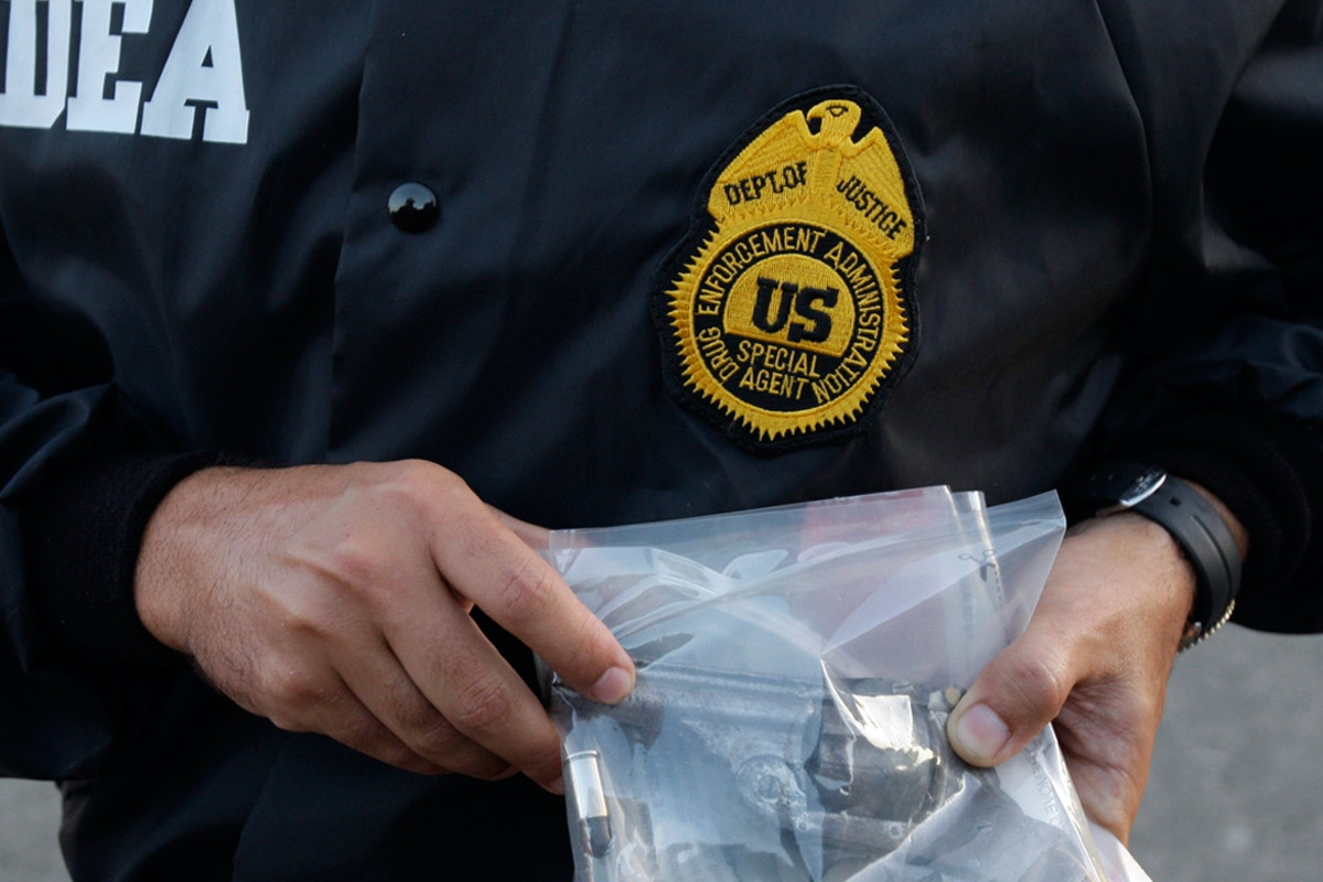 Did the DEA Nab an International Arms Dealer or a CIA Asset