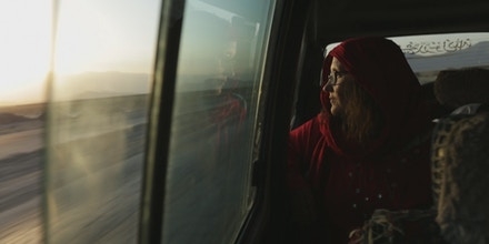 Drone whistleblower Lisa Ling travels to Afghanistan in Sonia Kennbeck's NATIONAL BIRD.