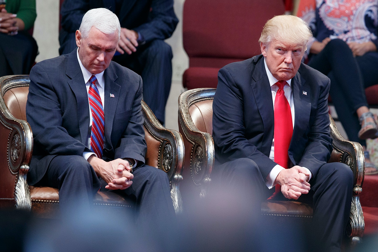 Mike Pence Will Be Most Powerful Christian Supremacist In U S History