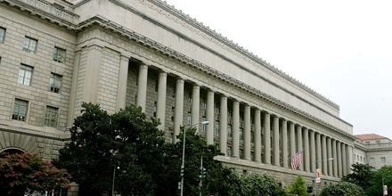 WASHINGTON - AUGUST 30:  The Environmental Protection Agency building is shown August 30, 2006 in Washington DC.  (Photo by Mark Wilson/Getty Images)