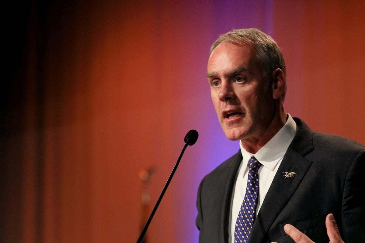 Trump S Pick For Interior Secretary Was Caught In Pattern Of Fraud At Seal Team 6