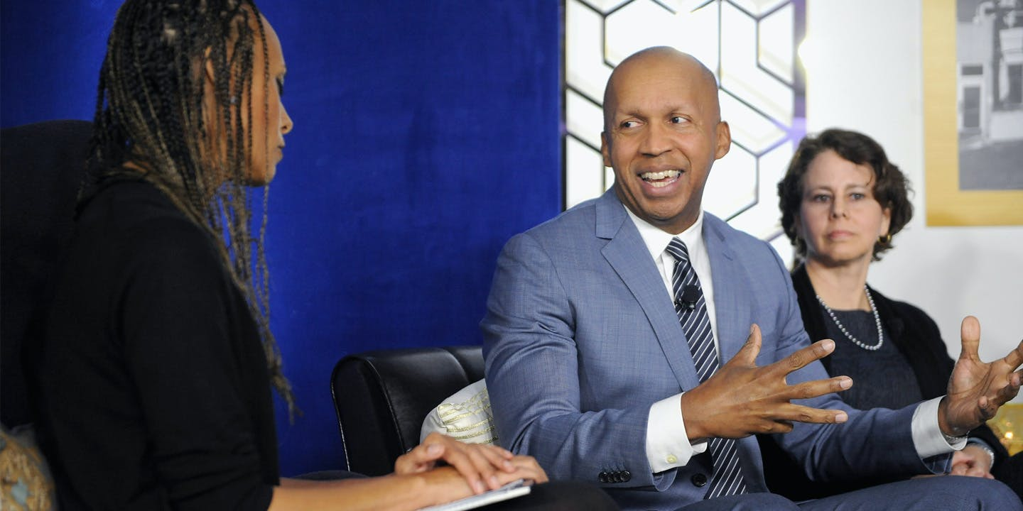"""I Don't Think We're Free in America"" – An Interview with Bryan Stevenson"