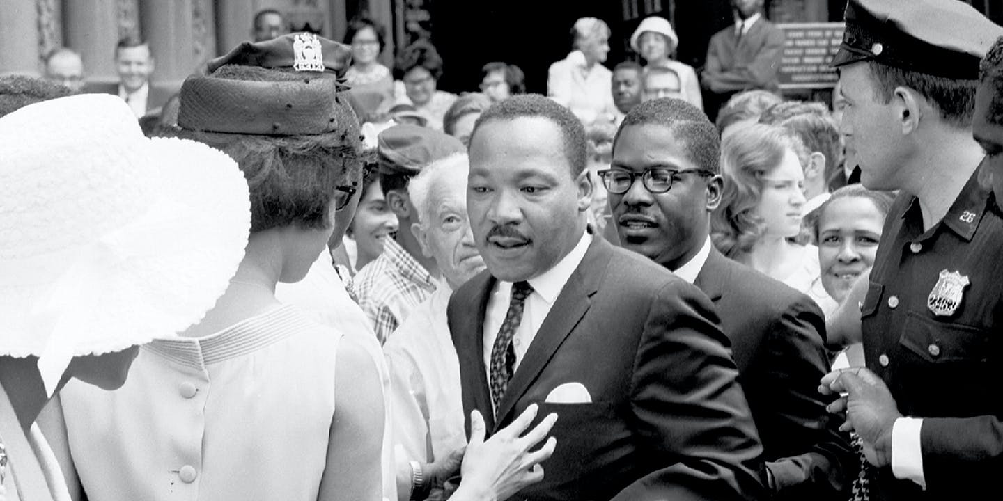 """What the """"Santa Clausification"""" of Martin Luther King Jr. Leaves Out"""